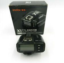 Godox X1T-S TTL Wireless Flash Trigger Transmitter for Sony  #MAP-PREV7K13A