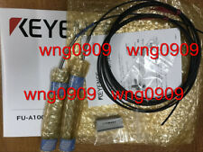 KEYENCE Fiber Optic Sensor FU-A100 FUA100 new in box free ship