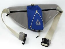 Ultimate Direction Running Hiking Waist Belt Fanny Pack Water Hydration Gray