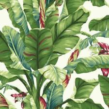 York Wallcoverings AT7068 Tropics Banana Leaf Wallpaper, Green FREE SHIPPING
