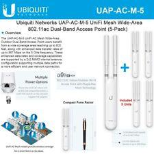 Ubiquiti UAP-AC-M-5 - UniFi AP  AC Mesh  5-Pack International Version