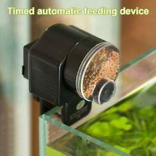 Automatic Aquarium Adjustable Timer Auto Fish Tank Pond Food Feeding v