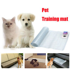 Transparent Pet Electronic Training Shock Mat Dogs Cats Static Safe Scat Mat