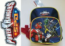 Nwt Power Ranger Mini Backpack 100% Authentic