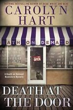 Death at the Door (Death on Demand Bookstore) - LikeNew - Hart, Carolyn -