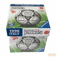 Ravensburger Adidas Fifa World Cup Italy 1990 Jigsaw Puzzle 3D 54 Piece