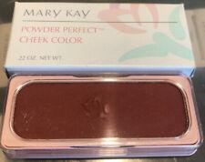 MARY KAY POWDER PERFECT CHEEK COLOR GINGERSNAP 5295 Free Shipping