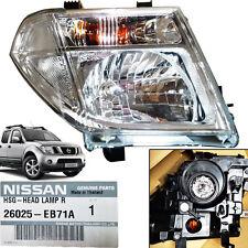 06-14 Nissan D40 Pathfinder Navara Frontier Genuine Head Light Head Lamp Right