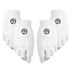 2020 TaylorMade Stratus Tech 2-Pack Golf Gloves NEW