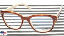 NEW Paul Frank RX60 tort TORTOISE Eyeglasses Glasses Frame 50-18-140 B40mm