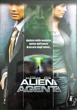 Alien Agent Dvd