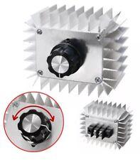 AC 220V 5000W SCR Adjustable Voltage Regulator Motor Lamp Controller 85x70x42mm