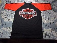 Medium NOS Rosemead Harley Davidson Rare 70's Vintage Laidlaws California Shirt