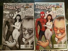 The Amazing Spider-man Renew Your Vows #13 Stan Lee Box Exclusives Marvel Comics