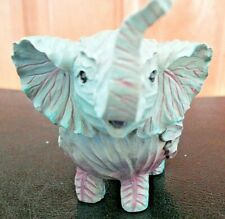 RARE 2011 Enesco Home Grown Collectible Cabbage Elephant Figurine 4025389