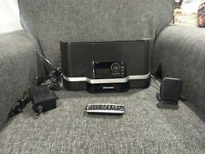 Sirius Xm Sxabb2 Satellite Radio Portable Speaker Dock + Receiver + Remote