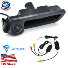 WIRELESS CAR REAR VIEW BACKUP CAMERA FOR FORD FOCUS (2012 / 2013) CCD CCD