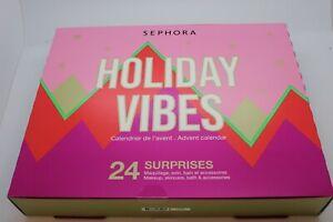 Sephora  Holiday Vibes 2021 Adventskalender 24 Surprises Kosmetik und Pflege