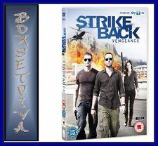 STRIKE BACK - COMPLETE SERIES 3 - VENGEANCE ***BRAND NEW DVD ***