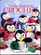 Tis the Season to Crochet - Hardback Crochet Book from The Needlecraft Shop
