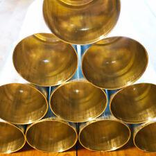 100Pcs Aluminio Luz de Té Luz de Té Estuche Vacío latas contenedores Vela haciendo