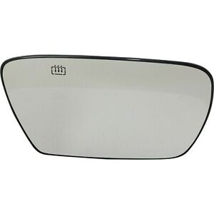 New Mirror Glass Driver Left Side Heated LH Hand for Jeep CH1324102 5142875AA