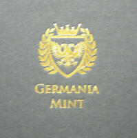 "Germania Mint 5 Mark 2019 #F3416 ""Allegories of Britannia & Germania""  ST-BU"