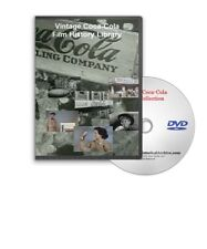Coca Cola 40s-50s Sales Promotional Vendo Films+ Kit Carson Commercial DVD - A51