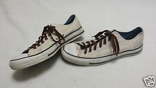 Converse All-Star low top double tongue shoes~Womens 11/Mens 9~Tan/Brown~Chucks