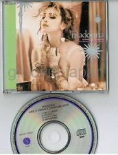 """MADONNA Like A Virgin&Other Big Hits JAPAN 5"""" CD Collectors Series WPCR-1501"""