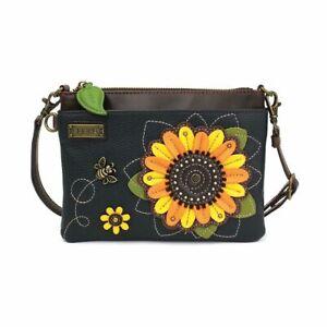 Chala  - Sunflower  - Mini Crossbody / Purse