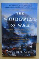 "CIVIL WAR BOOK  ""THE WHIRLWIND OF WAR"" ISBN 0-6-017580-X 1ST EDITION"