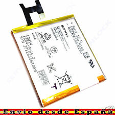 Bateria interna Original repuesto recambio para Sony Xperia M2 D2303 D2306