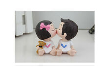 New Fashion Hot Sale Decoration Sets Cute Doll Boy Girl Car Interior Accessories