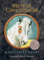 Misty of Chincoteague: By Henry, Marguerite