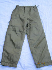 Trousers Thermal,PCS,Light Olive ,thermo Pantalons,Gr. 90/80 (Large) le Froid