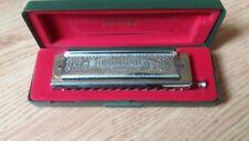 Chromatic harmonica G