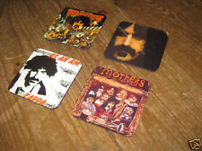 Frank Zappa New Drinks Coaster Set Mothers of Invention
