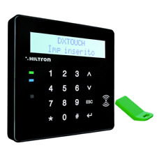 HILTRON DXTOUCH CONSOLLE DX TOUCH, RS485, COLORE NERO