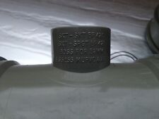 1x 110 Single 32 Boss Pipe Fitting - Hepworth - solvent weld.  soil stack waste