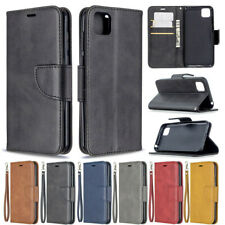 Slim Wallet Leather Flip Case Cover For iPhone 12 11 Pro XR XS Max 7 8 Plus SE2