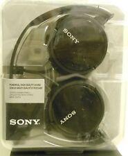 Sony MDR-ZX110 Headband Headphones-Black