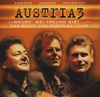 "AUSTRIA 3 ""WEUSD MEI FREUND BIST..."" CD NEUWARE!!!!!!!!"