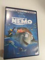 DVD  buscando a neno de pixar edicion especial 2 discos