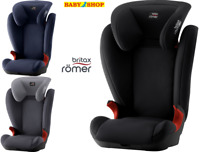Car seat Britax Römer KID II BLACK SERIES forward facing 15-36 kg ADAC