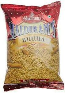 2 X Haldiram's Bhujia.200 gm .Free Shipping