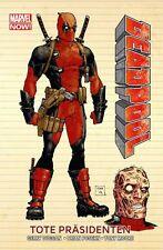 DEADPOOL PAPERBACK HC deutsch 1,2,3,4,5,6,7,8+9 kpl VARIANT-HARDCOVER Marvel Now