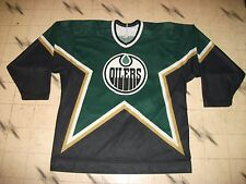 CANADIAN MINOR LEAGUE GAME USED HOCKEY JERSEY ALL SEWN & EMBROIDERED MEN SIZE 50