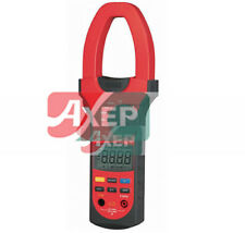 UNI-T UT207A AC/DC Amp Volt Ohm Hz Tester Clamp Meter LCD Digital Multimeter
