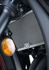 R&G RADIATOR GUARDS BLACK YAMAHA YZF-R3 2014 MT-03 MT03 2015+ PROTECT RAD0205BK